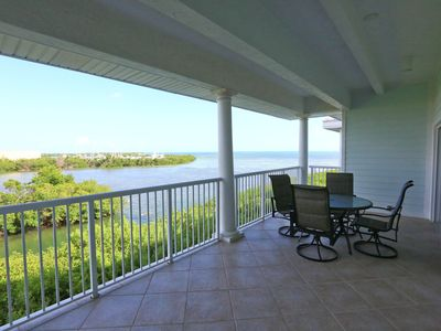 Photo for 3 Bedroom 2 Bath Ocean view Condo with Full Kitchen, Covered Parking