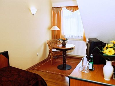 Photo for Single room - beach Hotel Nordischer Hof