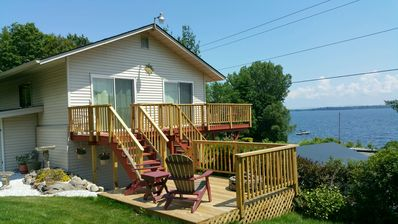 Photo for CAMP CLEARVIEW ~ ADIRONDACK PARADISE FOUND!