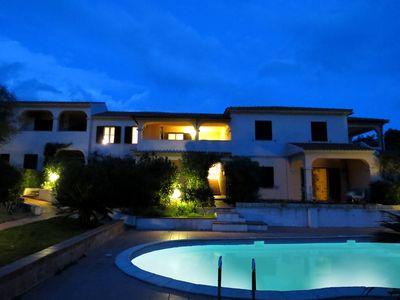 Photo for SAN TEODORO, FANTASTIC APARTMENT WITH SWIMMING POOL AND LARGE TERRACE