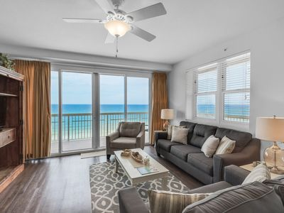 Photo for Celadon Unit 409, Corner Unit, Gulf Front, Newly Remodeled & Immaculate!
