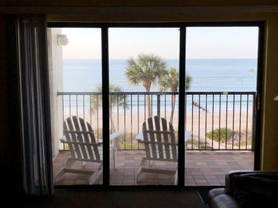 RELAXING CONDO WITH STUNNING UNOBSTRUCTED OCEAN VIEWS! - ON THE BEACH!