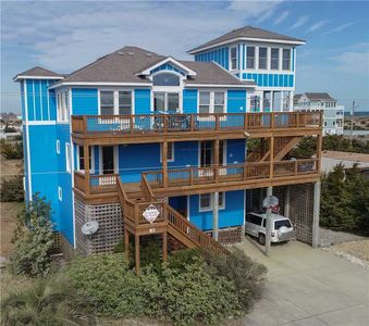 Photo for Oceanside in Salvo w/Htd Pool&HotTub, Elevator, RecRoom