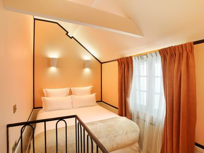 Photo for A Lovely Studio Duplex with Services in Le Marais