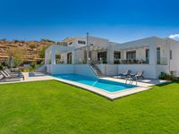 Beautifully maintained and equipped villa and gardens.