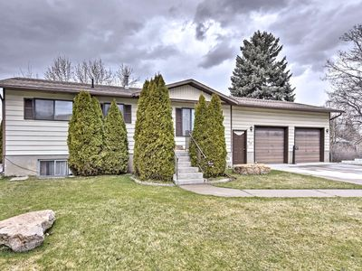 Photo for Logan House w/ Yard - Near Outdoor Attractions!