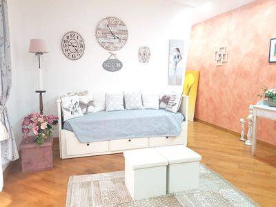 Photo for Homerez last minute deal - Nice apt near the beach and Wifi