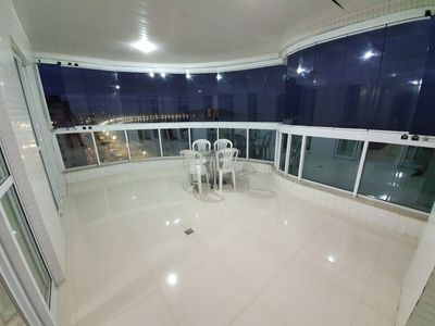 Photo for 3 Rooms facing the Sea 2 VACANCIES, WIFI! Guarapari with Luxury! Up to 08 people