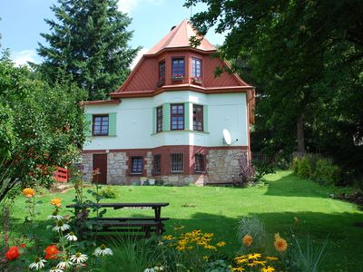 Photo for Holiday house with oven and garden