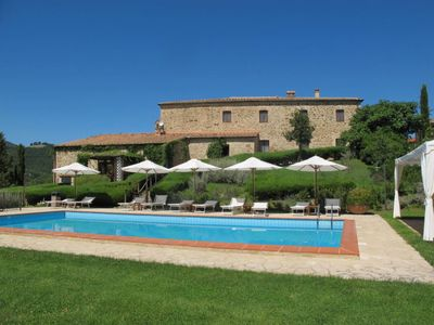 Photo for Casa Montacuto Apartment, Sleeps 4 with Pool and Free WiFi