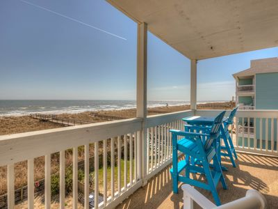 Photo for Luxury ocean front condo with HGTV worthy remodel