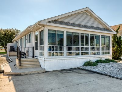 Photo for Spacious home near the water w/ shared pools, sports courts, & mini-golf!