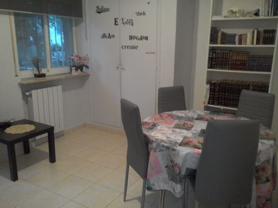 Photo for Exceptionnally located, cosy and warm appartment in City-Center of Jerusalem