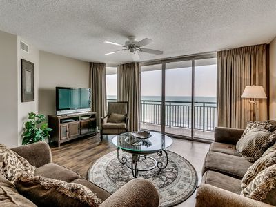 Photo for Windy Hill Dunes  1302 - Exceptional Oceanfront Condo!