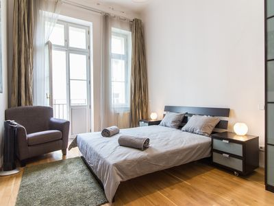 Photo for Design Apartment feat. in Design Mag - Close to Prague Castle by easyBNB