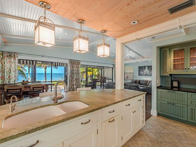 Photo for Private Home Directly On Gulf Of Mexico , 4 Bedroom 3 Bathroom, Pet Friendly