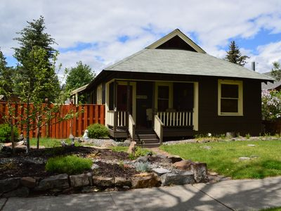 Photo for The Drake West Bungalow: Walk to Downtown Bend & Drake Park