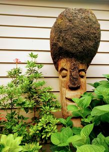 Our garden Totem