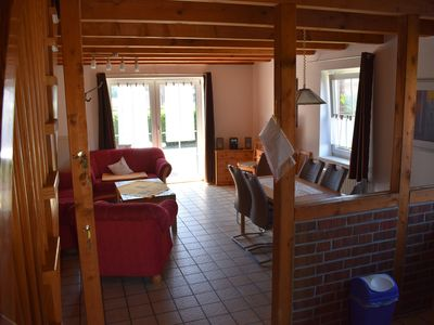 Photo for House 8 people Hooksiel Wangerland near the beach