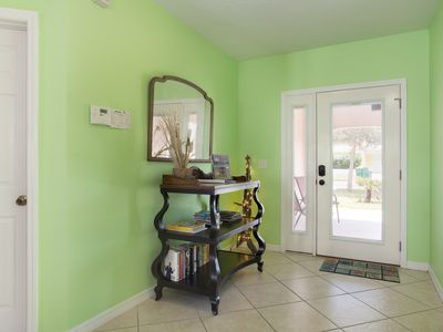 Photo for Beautiful Cocoa Beach Home, Own Heated Pool, Steps to the Beach
