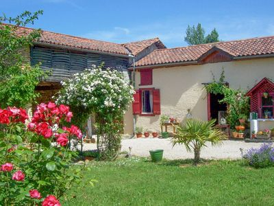 Photo for Fully unwind in this holiday home at the foot of the Pyrenees.
