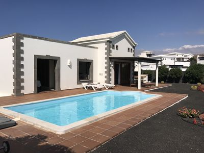 Photo for Beautifull two bedroom villa with private pool!