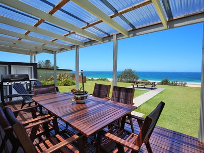 Photo for Glory @ Culburra - Absolute Beachfront - Pet & Family Friendly