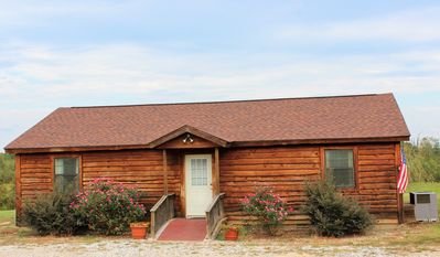 Photo for Morning Star Cabin built for Families or Couples.