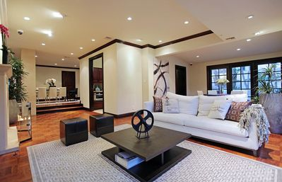 Beverly Hills !! 6 bedroom new house , in a gated community,