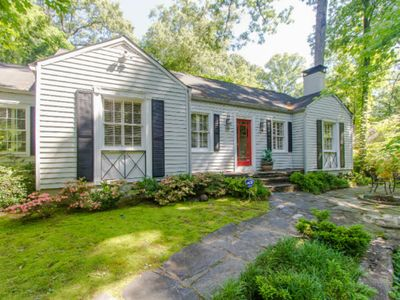 Photo for In-Demand South Buckhead Cottage Near Everything, Bring Pets!