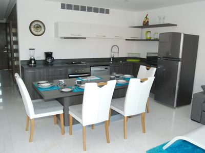 Photo for Awesome New Playa Del Carmen Condo 5 min. walk to the beach and 5th avenue