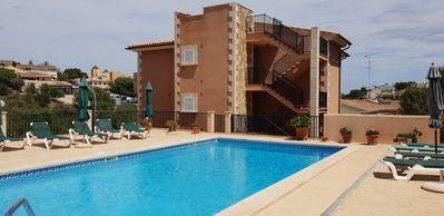 Photo for Apartment 200m from the beach, luxuriously equipped