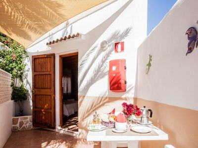 Photo for 1BR Studio Vacation Rental in formentera