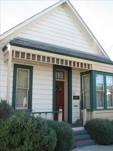 Historic Beach Cottage Built in 1893