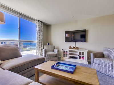 Ocean View Condo - Sleeps 4 - Family Friendly