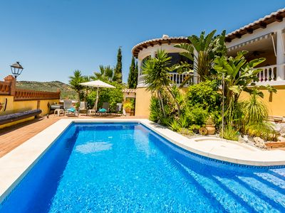 Photo for Immaculate 2 Bedroom 2 Bathroom  Villa  Private heated pool for 4 (MAX 6)