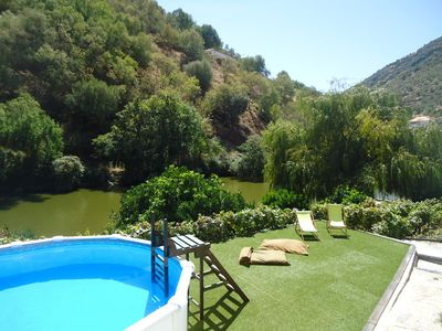 Photo for House Field in Pinhao, Portugal ... On the bank of Pinhão River!