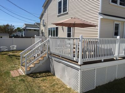Back Cottage  - Private sitting area & BBQ with outdoor enclosed shower