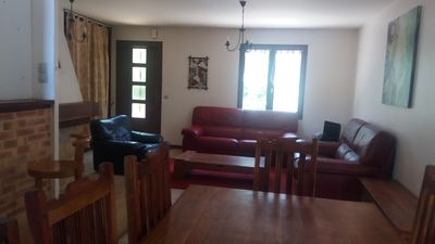 Photo for VILLA FOR RENT IN ARDECHE