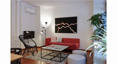 Photo for Central Madrid Duplex Apartment! 65 m2 of Space + FREE Wi-Fi