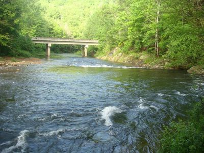 On The Pigeon River