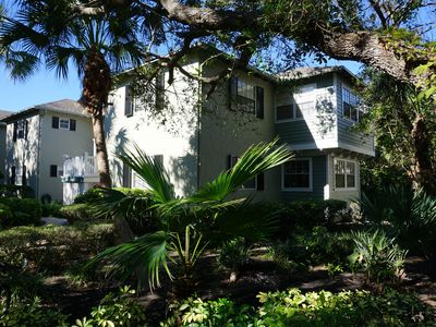 Photo for Lovely, Large, Private 2 BR, 2 BA Tennis Villa with HURRICANE REFUND!