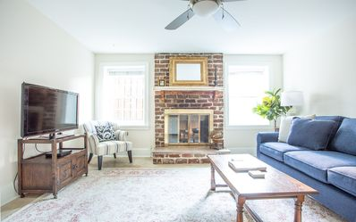 Photo for Stay with Lucky Savannah: Handsome Garden Apartment Near Pulaski Square!