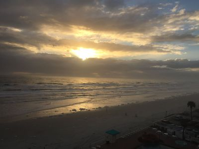 """Photo for Ocean front w/Balcony -the """"How Sweet It Is!"""" condo with breathtaking Views"""