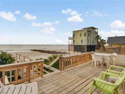 Photo for Beautiful Beach Cottage with Spectacular Ocean Views