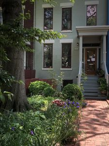 Photo for Capitol Hill beautifully furnished one bedroom apt across from Potomac Ave Metro