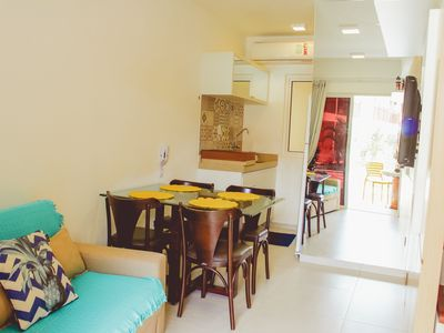 Photo for Charming flat in the Solar Água Pipa
