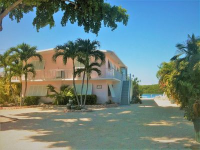 Photo for Lovely Waterfront 4BR/4Bath, Home with Large Dock & Deep Water Canal !