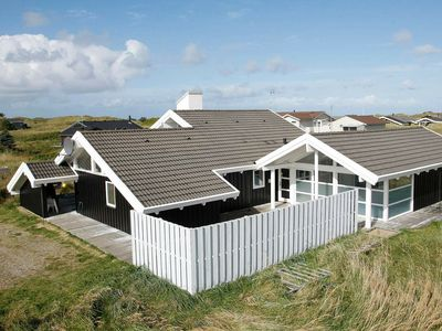 Photo for Expansive Holiday Home at Hirtshals with Private Pool