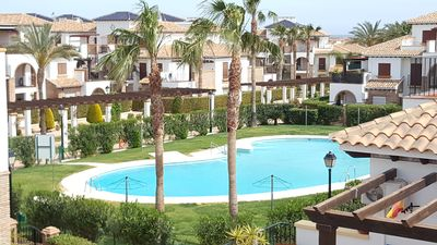 Photo for Duplex with 3 bedrooms in Al Andalus Residencial, WIFI